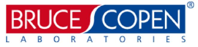 logo Bruce Copen Laboratories
